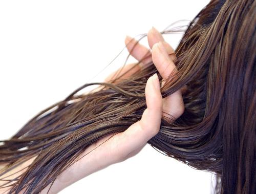 妊娠中の抜け毛、白髪